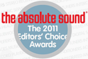The Absolute Sound Editor's Choice Award